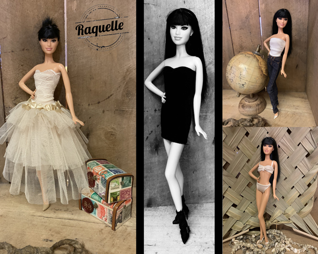 Miss Barbie - Raquelle