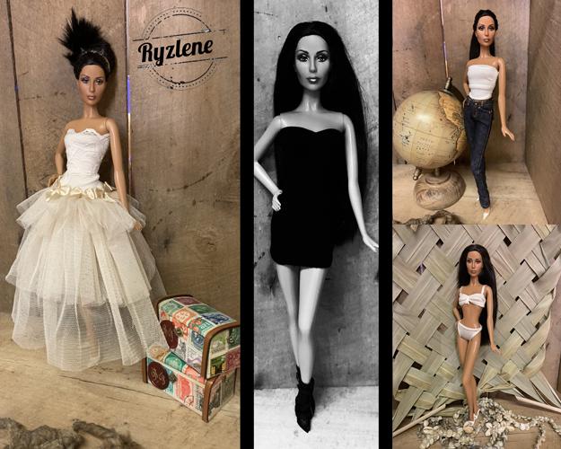 Miss Barbie - Ryzlene