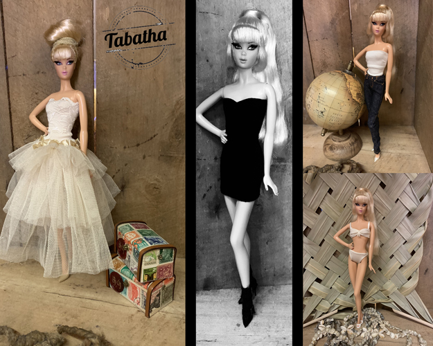 Miss Barbie - Tabatha