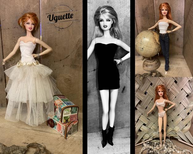 Miss Barbie - Uguette