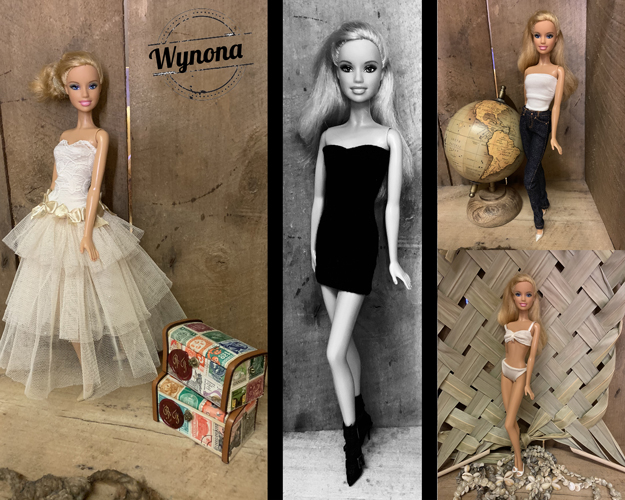 Miss Barbie Wynona