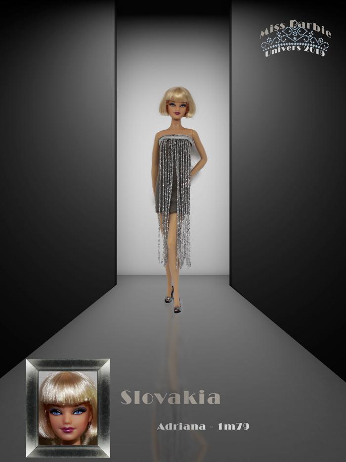 Miss Barbie Adriana
