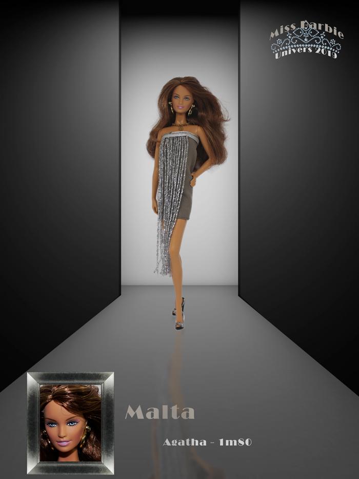 Miss Barbie Agatha
