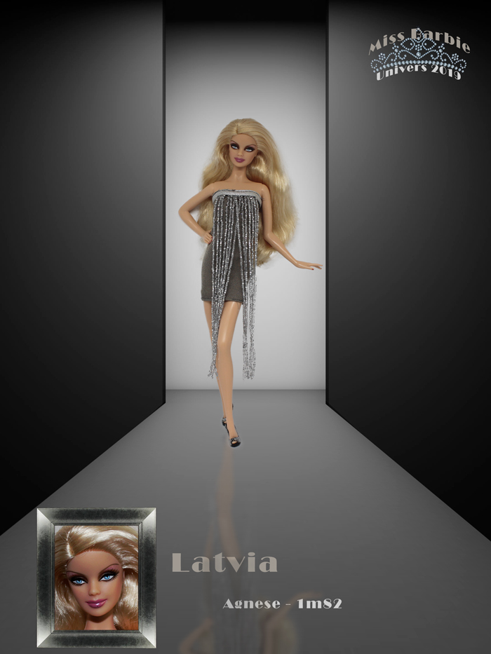 Miss Barbie Agnese