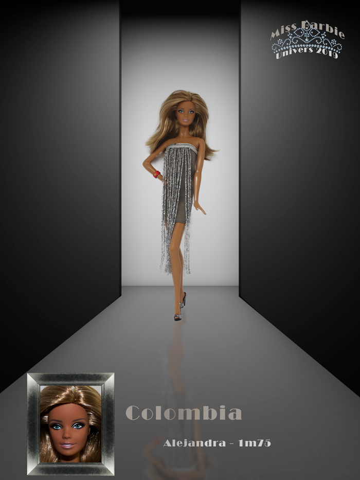 Miss Barbie Alejandra