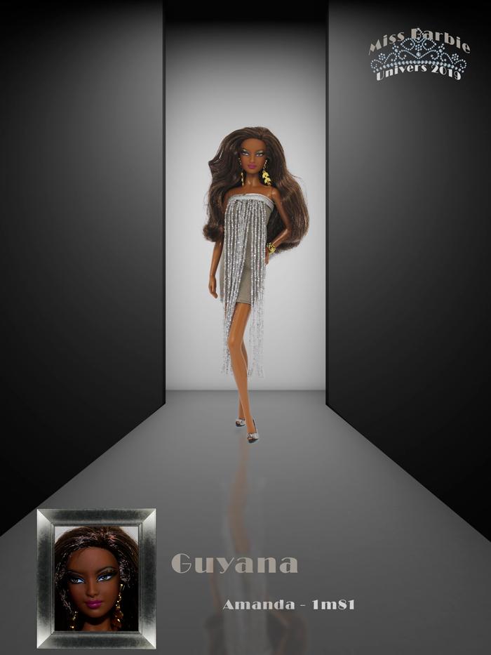 Miss Barbie Amanda