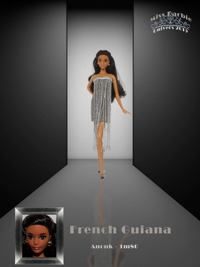 Miss Barbie Anouk