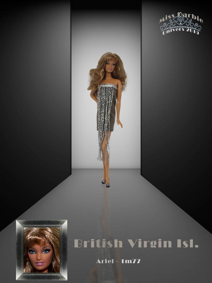 Miss Barbie Ariel