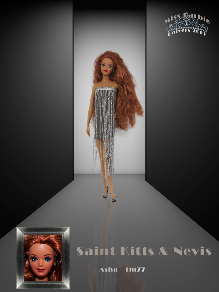 Miss Barbie Asha