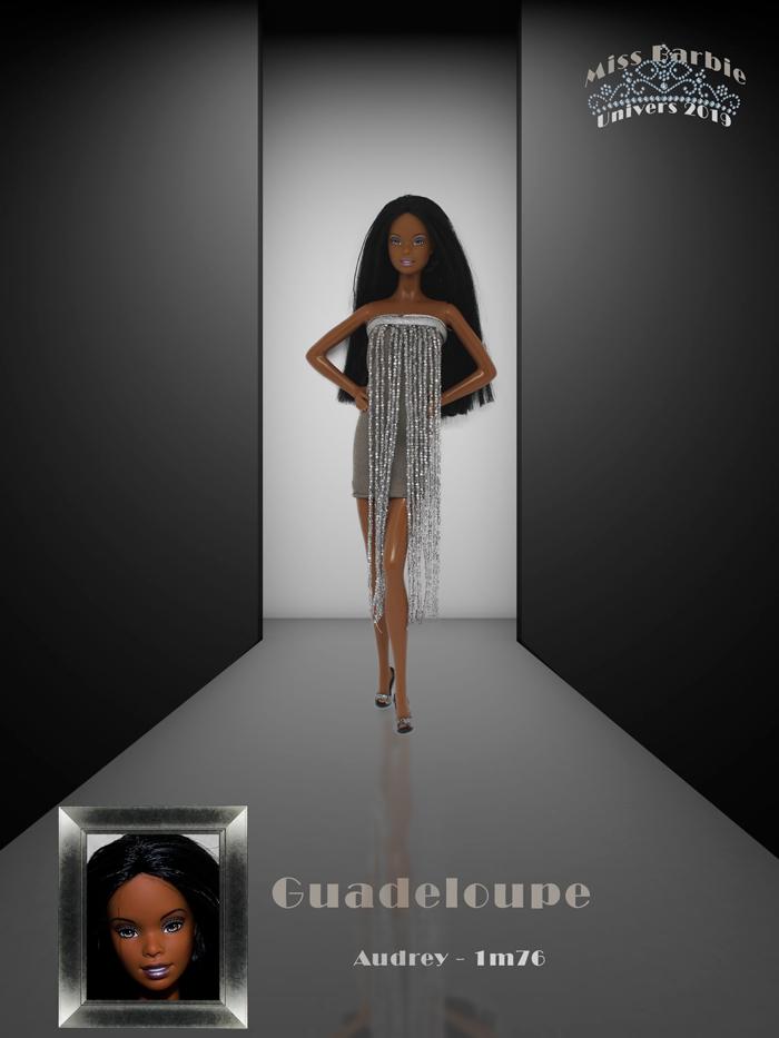 Miss Barbie Audrey