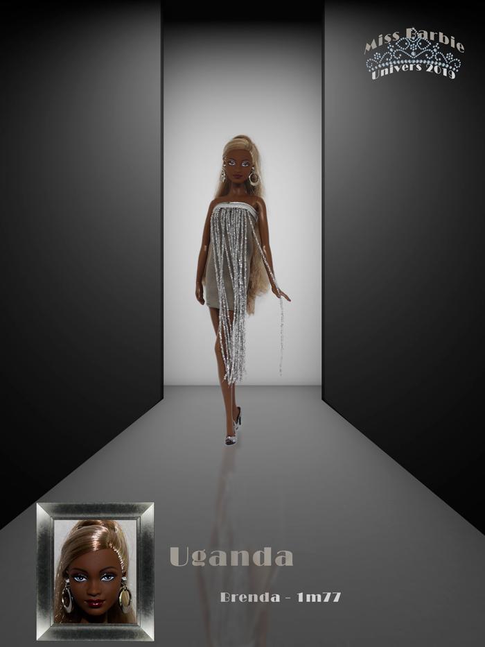 Miss Barbie Brenda