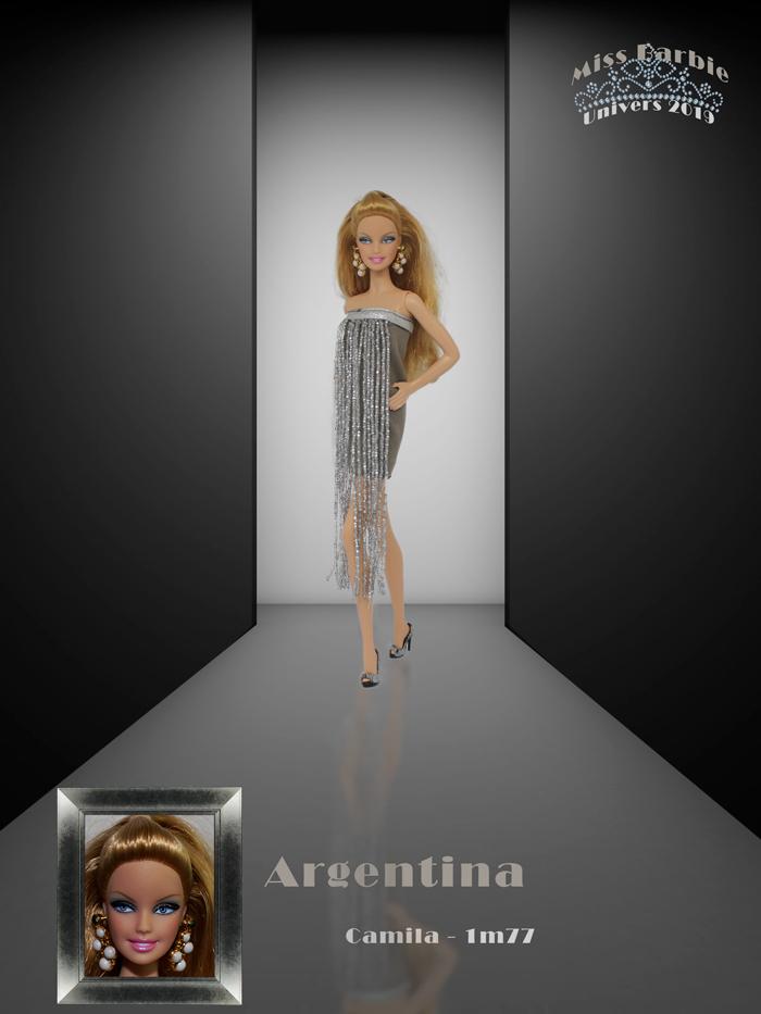 Miss Barbie Camila