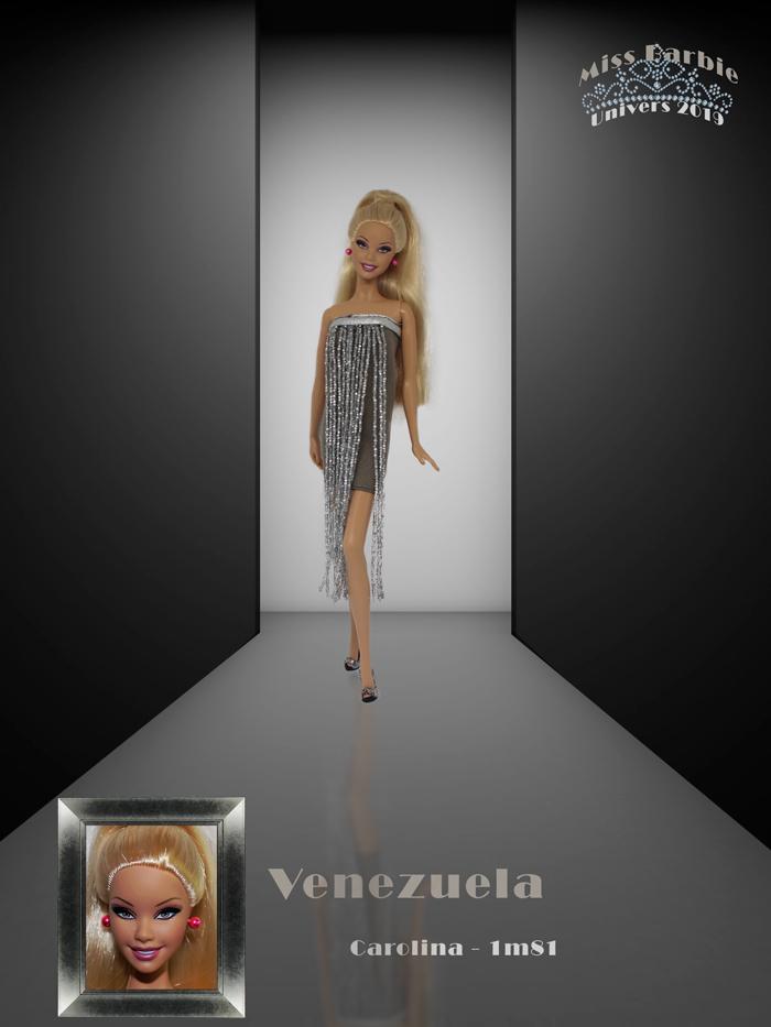 Miss Barbie Carolina