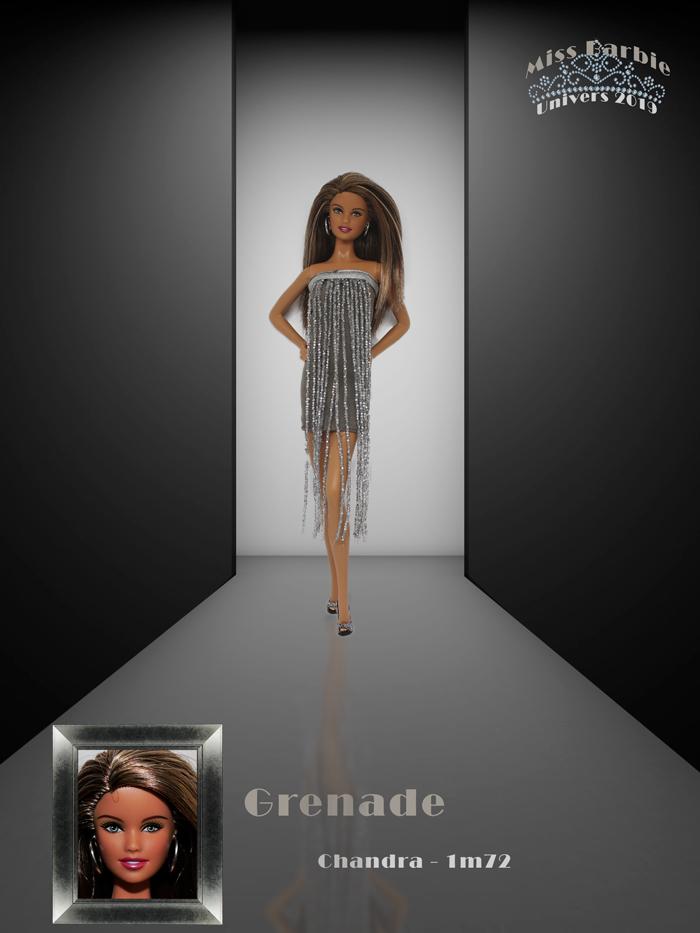 Miss Barbie Chandra