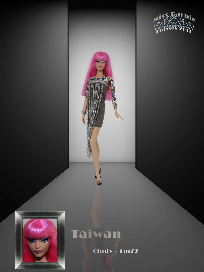 Miss Barbie Cindy