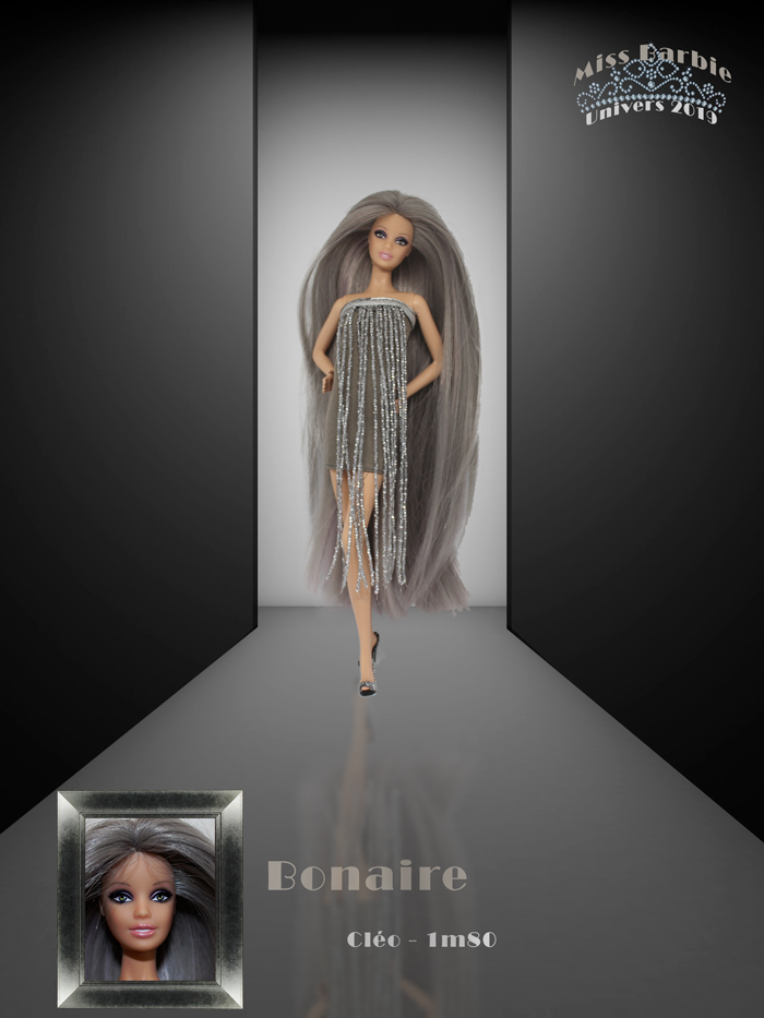 Miss Barbie Cléo