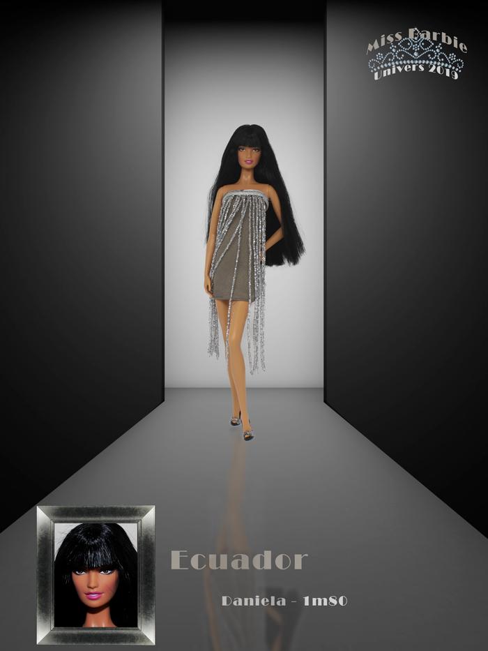 Miss Barbie Daniela