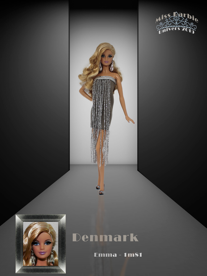 Miss Barbie Emma
