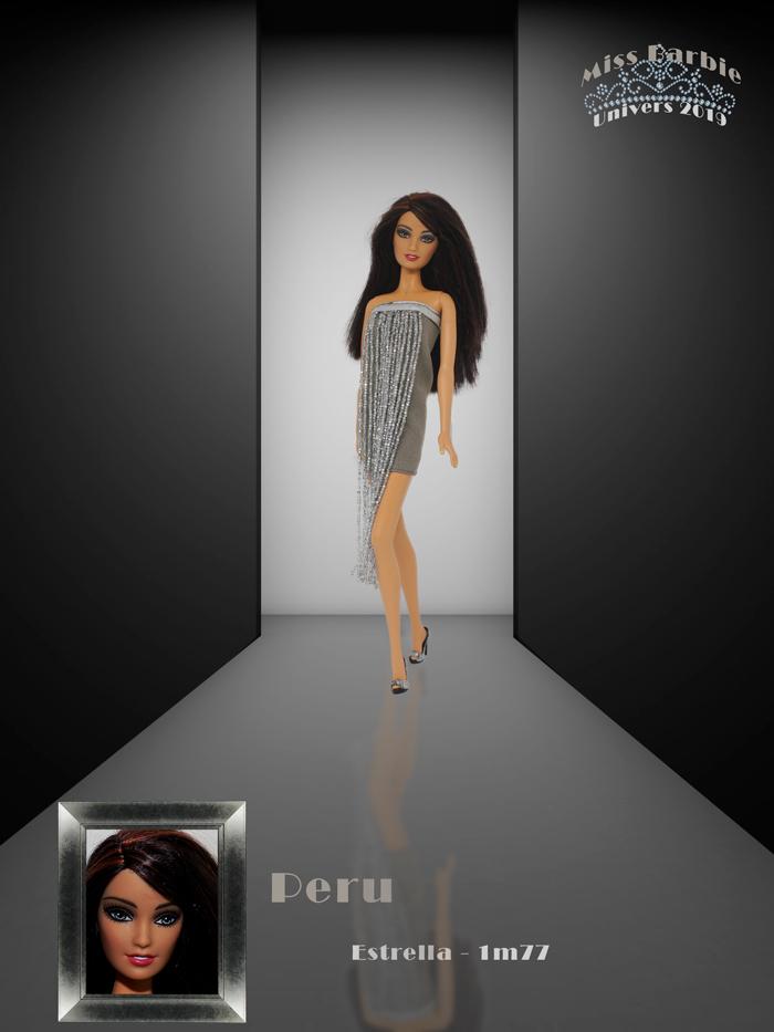 Miss Barbie Estrella