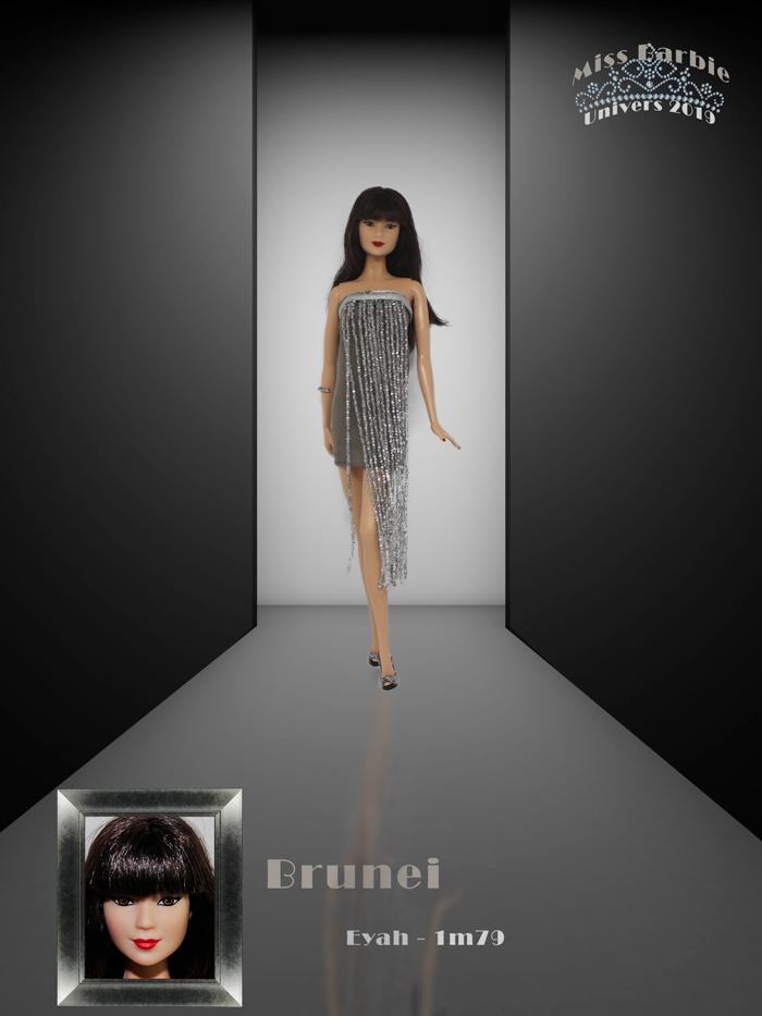 Miss Barbie Eyah