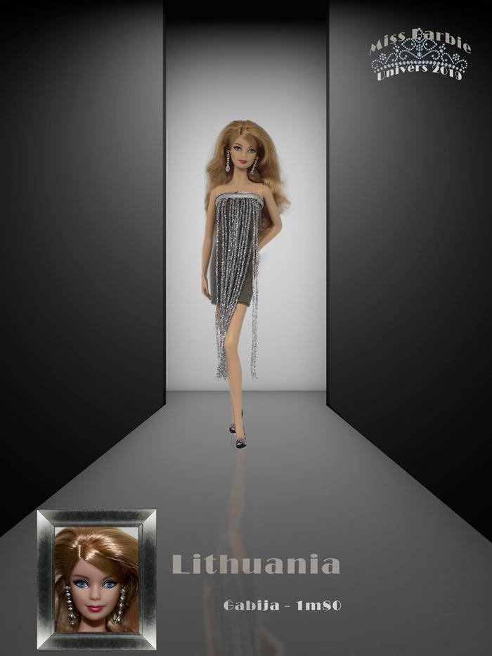 Miss Barbie Emily