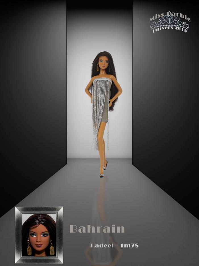 Miss Barbie Hadeel