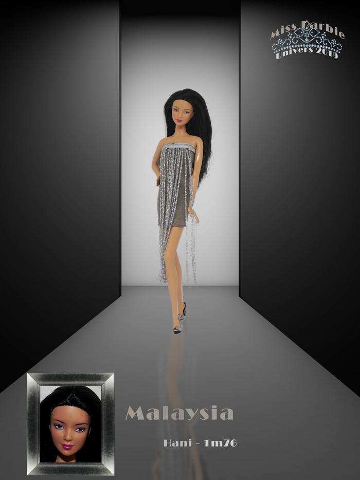Miss Barbie Hani