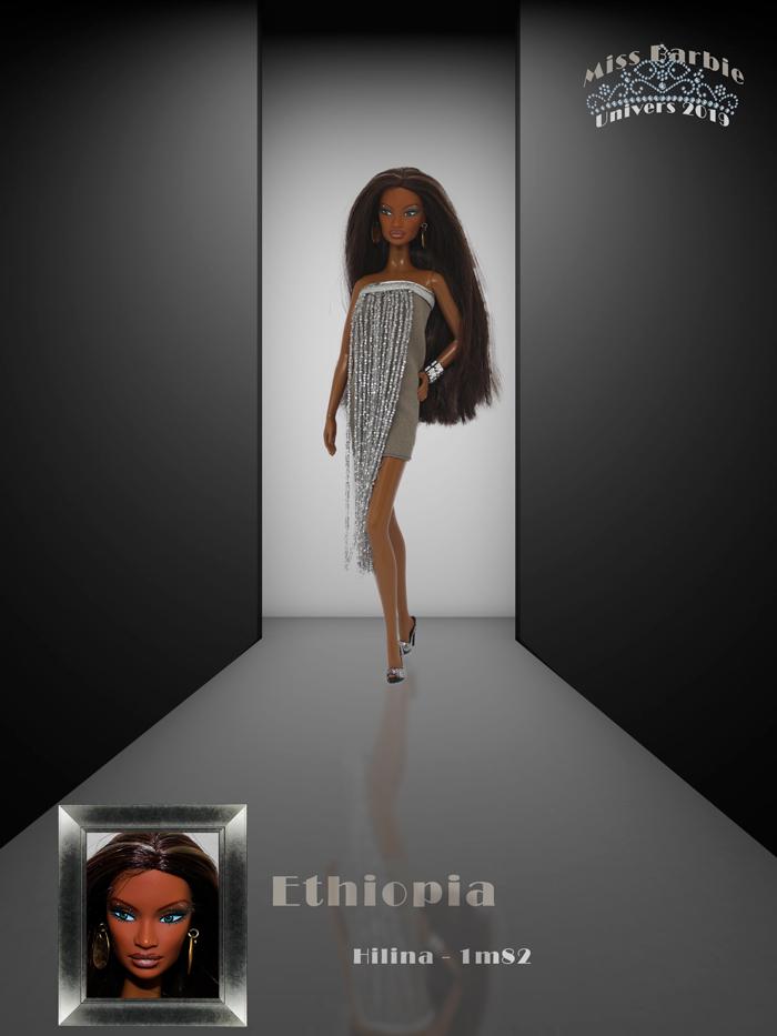 Miss Barbie Hilina