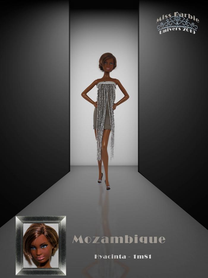 Miss Barbie Hyacinta