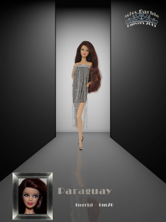 Miss Barbie Ingrid