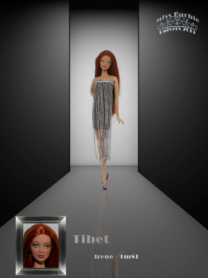 Miss Barbie Irene