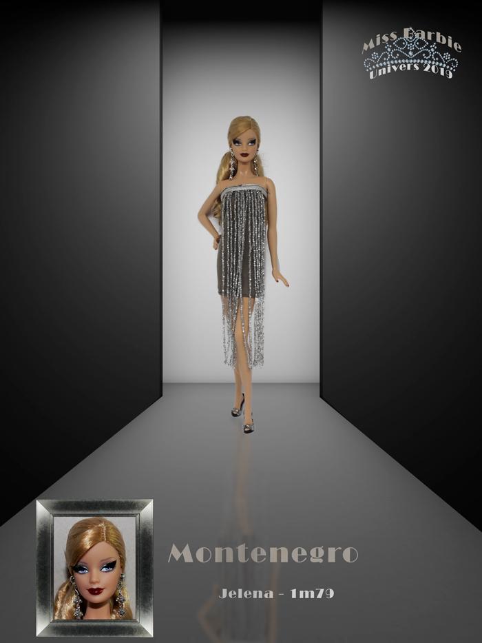 Miss Barbie Jelena