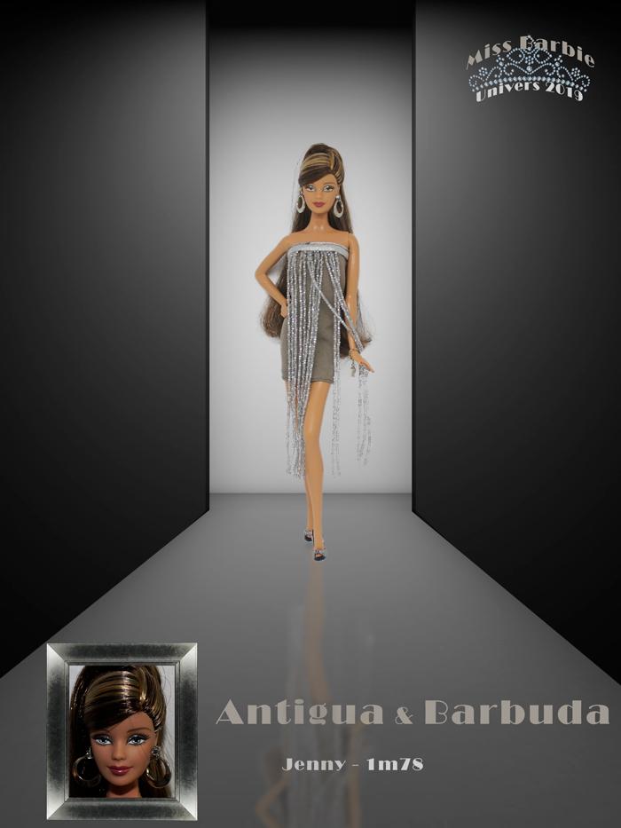Miss Barbie Jenny