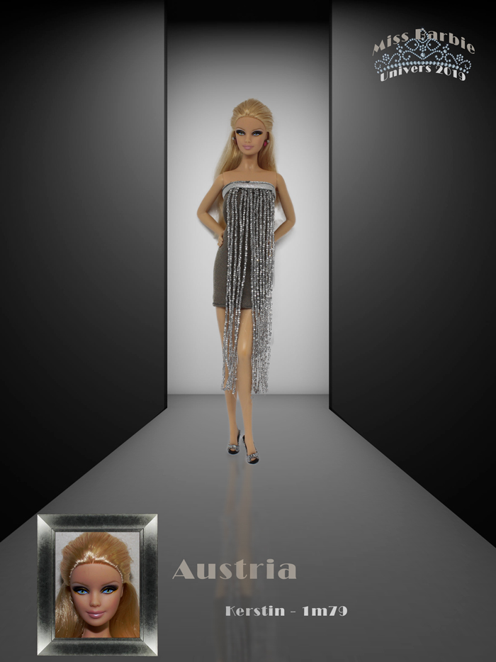 Miss Barbie Kerstin