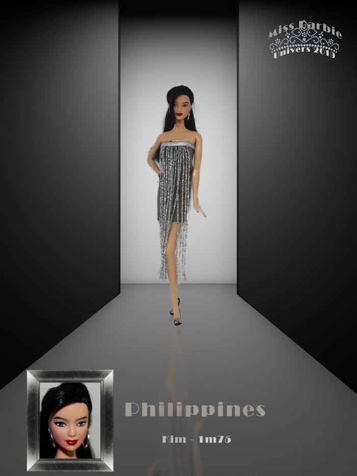 Miss Barbie Kim