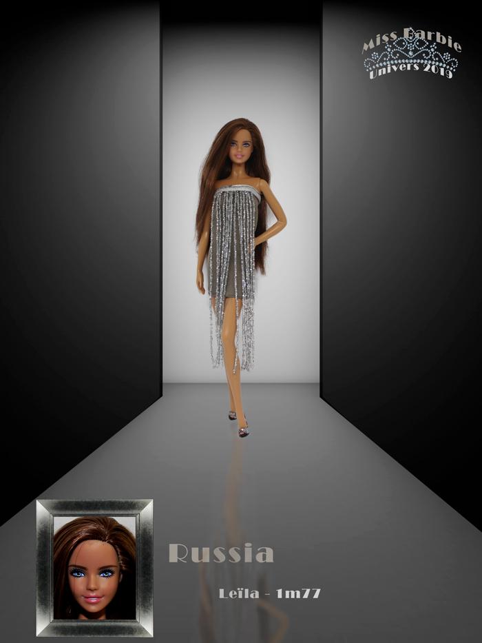 Miss Barbie Leïla