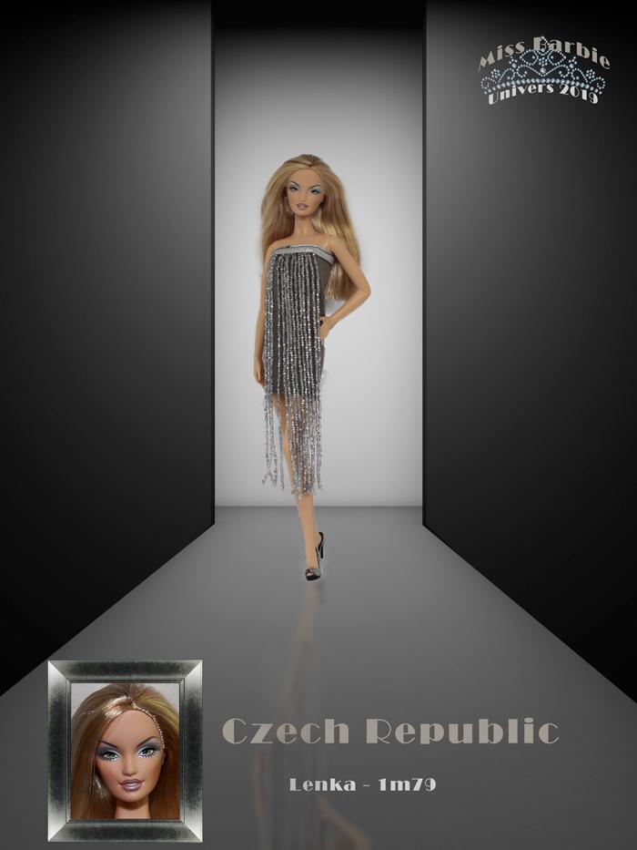 Miss Barbie Lenka