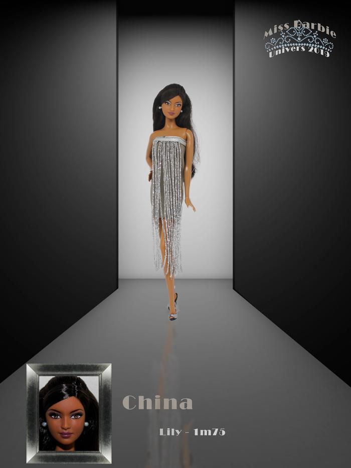 Miss Barbie Lily