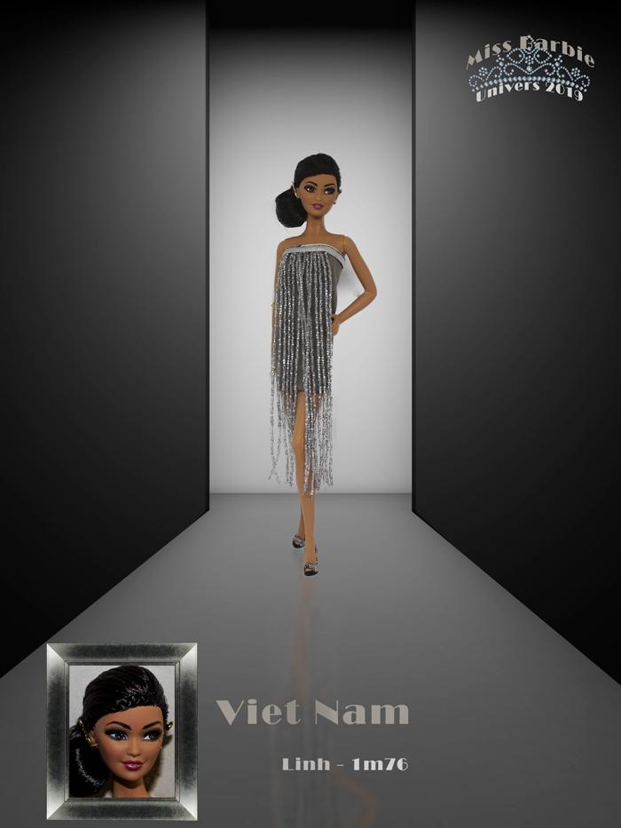 Miss Barbie Linh