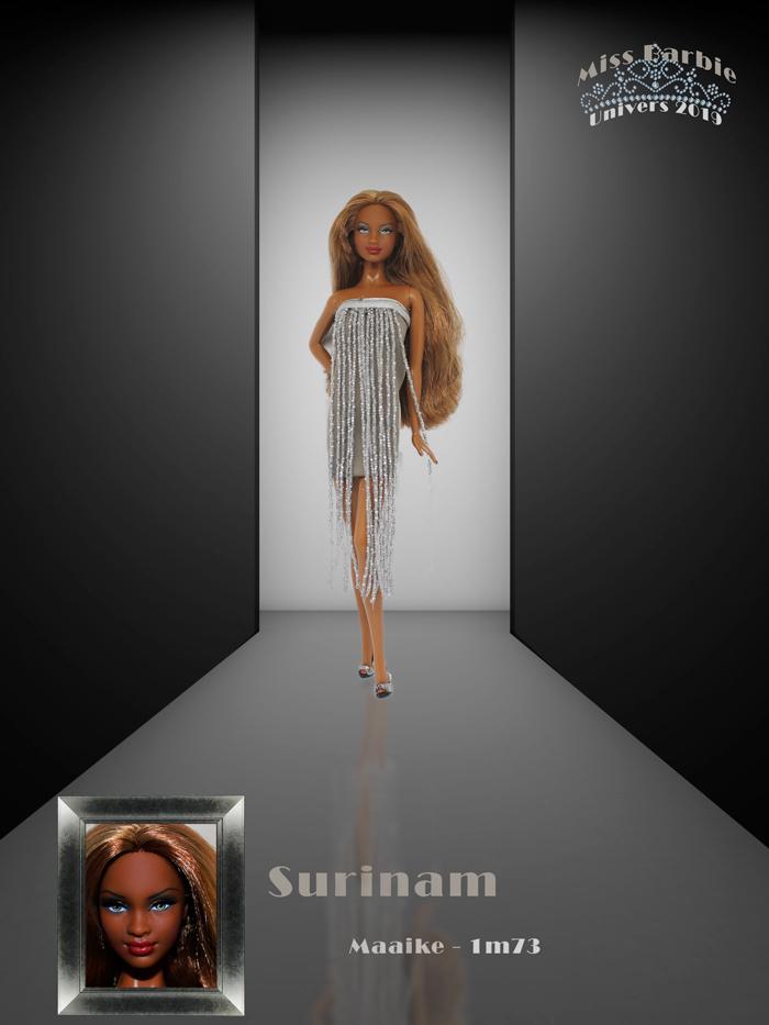 Miss Barbie Maaike