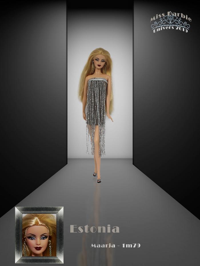 Miss Barbie Maarja