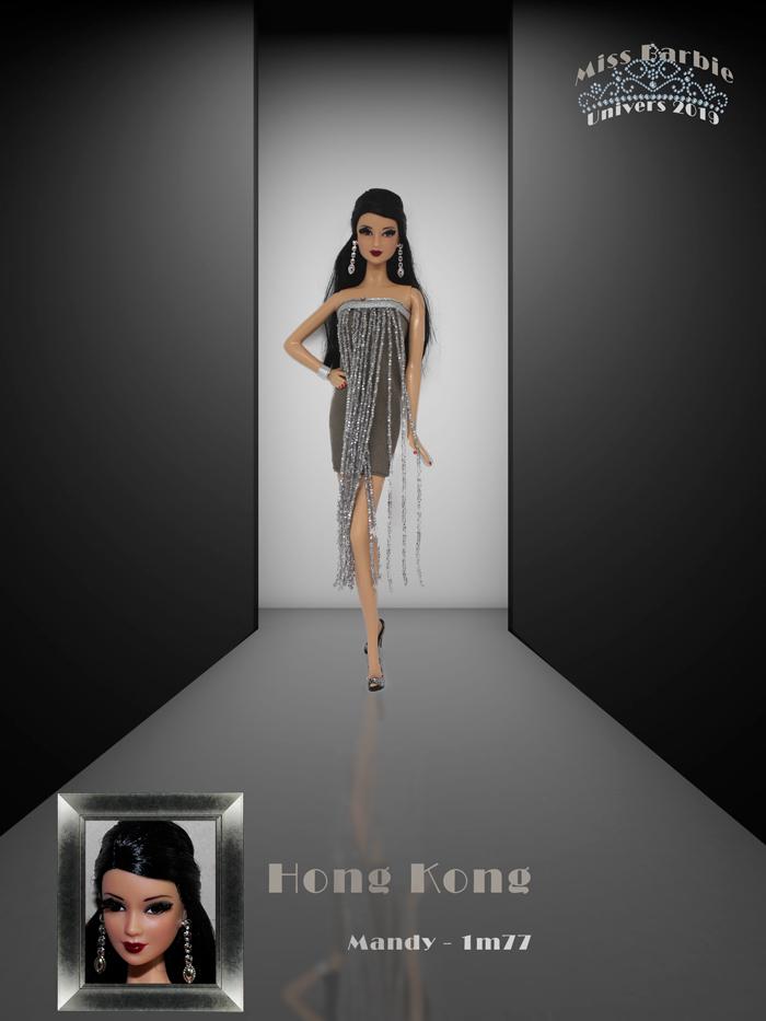 Miss Barbie Mandy