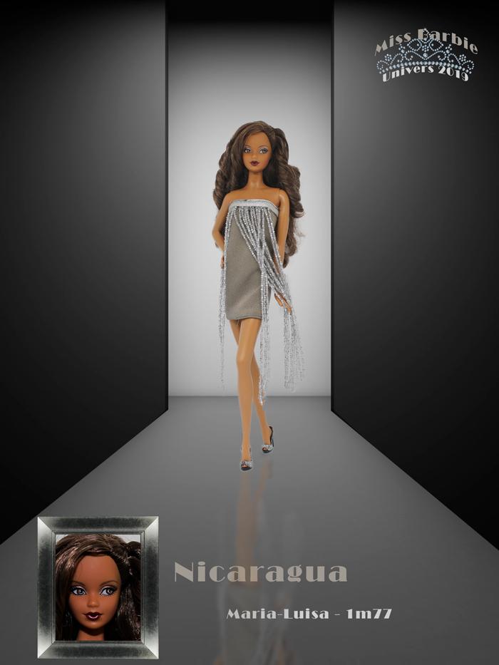 Miss Barbie Maria Luisa