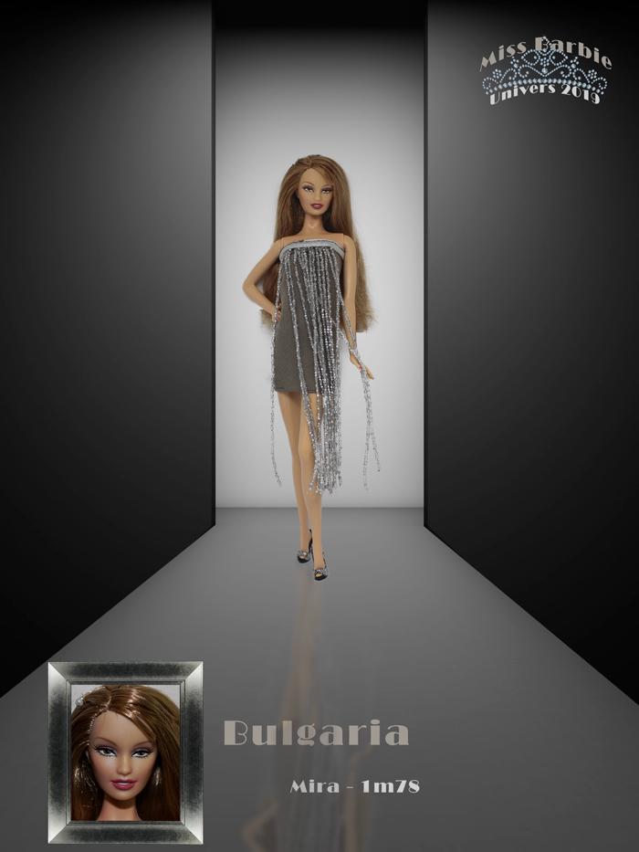 Miss Barbie Mira