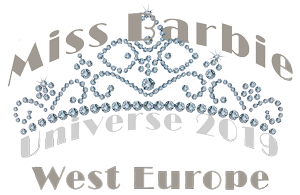 Miss Barbie Universe 2019 West Europe