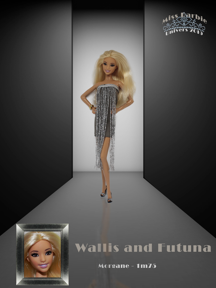 Miss Barbie Morgane