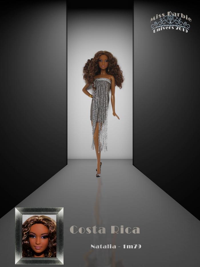 Miss Barbie Natalia