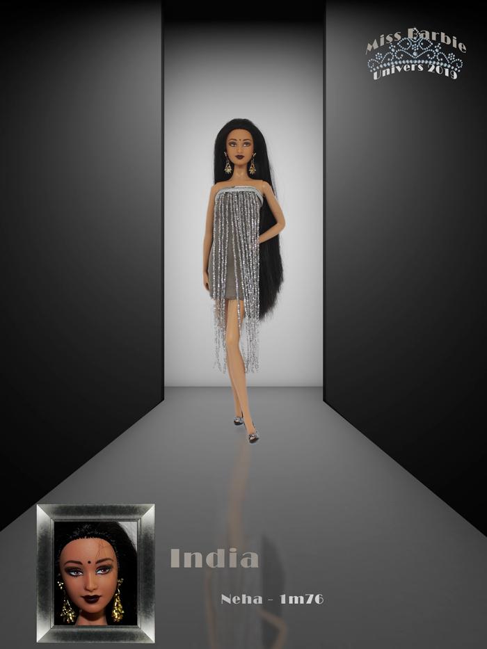 Miss Barbie Neha