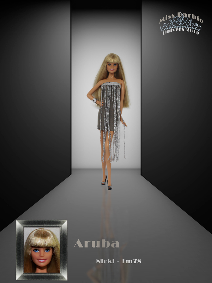 Miss Barbie Nicki