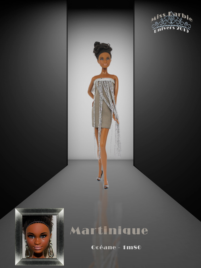 Miss Barbie Oceane